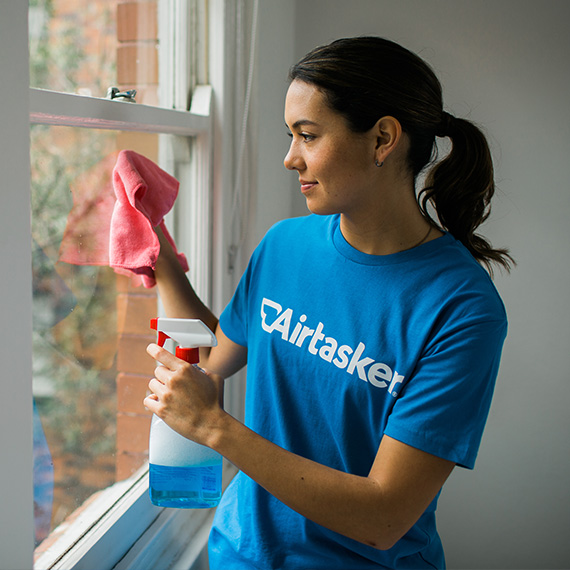 Find a cleaner on Airtasker