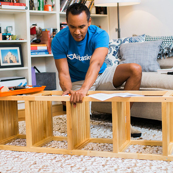 Get your furniture assembled with Airtasker